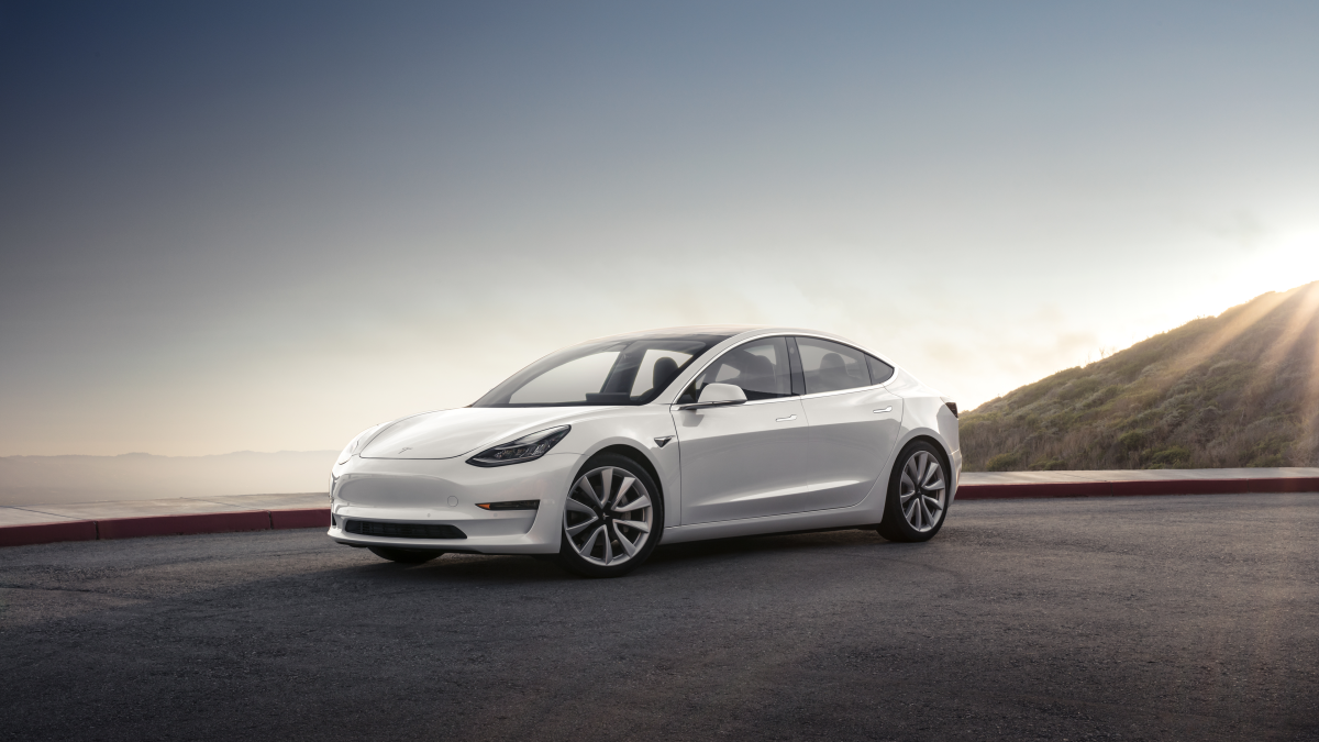 Model 3 - Mountain Pearl